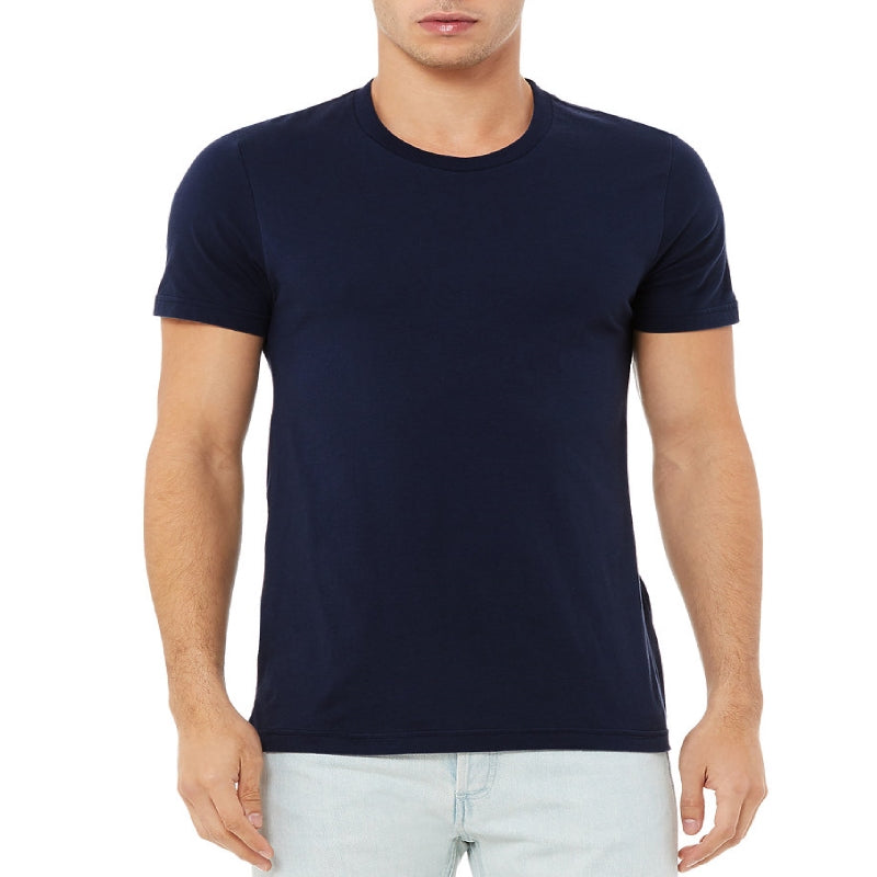 Unisex Short Sleeve Tee - Navy