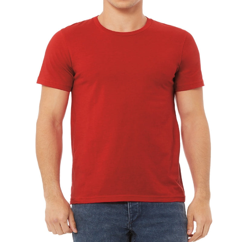 Unisex Short Sleeve Tee - Red