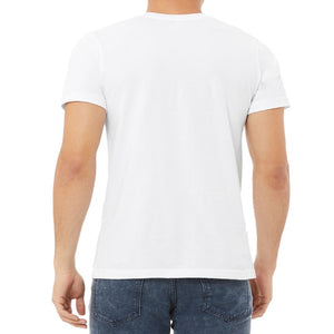 Unisex Short Sleeve Tee - White