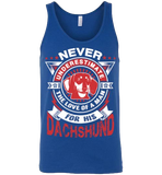 Never Underestimate The Love Of A Man For His Dachshund - Apparel