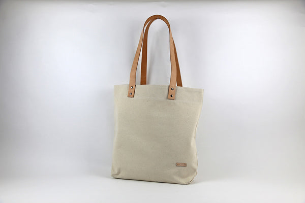 Natural City Tote Bag