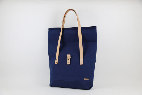 Roll Top Traveller Tote