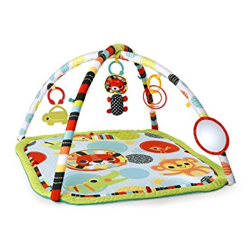 Bright Starts Kaleidoscope Safari Baby Activity Gym