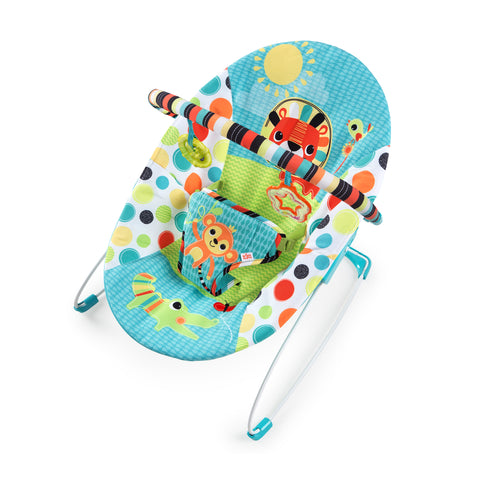 Bright Starts Kaleidoscope Safari Baby Bouncer
