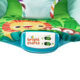 Bright Starts Safari Surprise Baby Bouncer