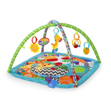 Bright Starts Silly Safari Activity Gym