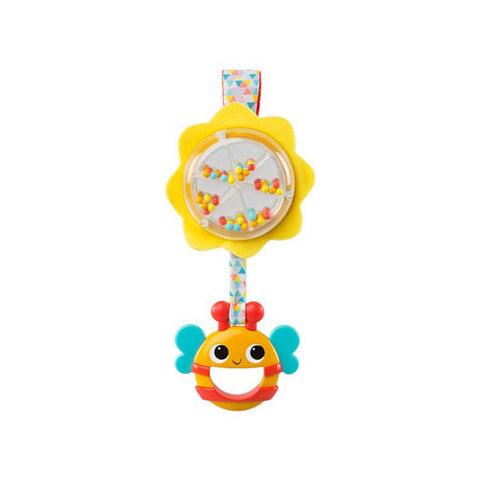 Bright Starts Spin & Rattle Bee