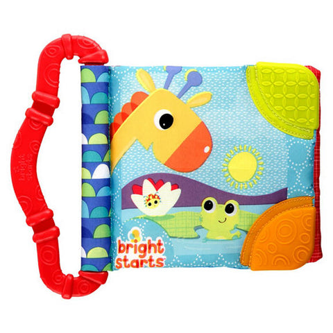 Bright Starts Teethe & Read™ Soft Toy