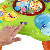 Bright Starts Safari Sounds Musical Learning Table