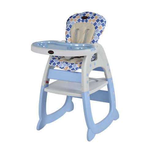 Chelino Angel 2 in 1 Baby Feeding Chair - New Blue