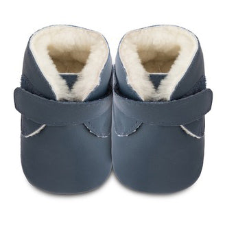 Shooshoos - Space Station Winter Baby Shoes - Fleece