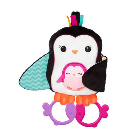 Cuddle & Teethe Penguin bright starts 10813