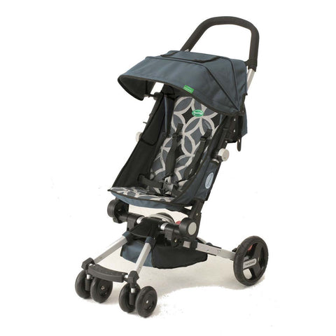 Move by Playette Easy fold Stroller - Black/Grey