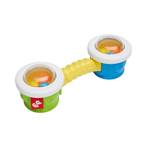 Fisher-Price Bongo Beads Rattle