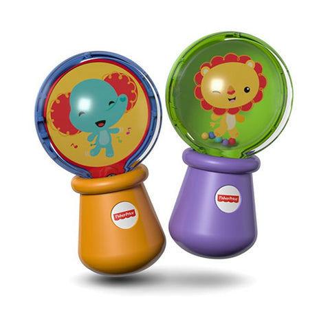 Fisher-Price Shake ' Spin Maracas