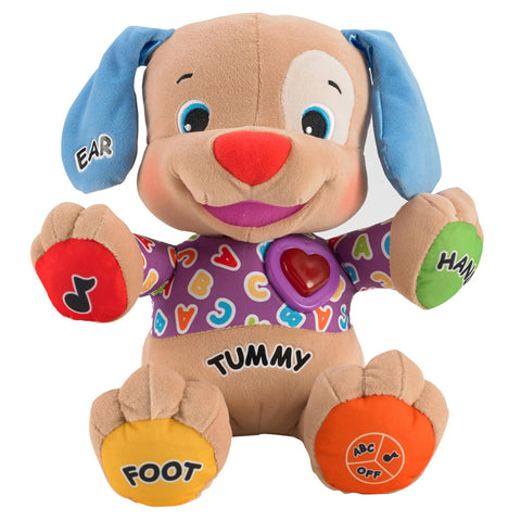 Fisher Price Laugh & Learn Love To Play Puppy