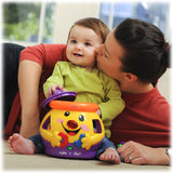 H8179 fisher-price cookie shapes toy baby smiling rainbow