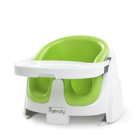 Ingenuity Baby Base 2-in-1™ Seat - Lime