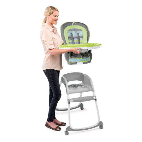 5c9702c9b89e Ingenuity Trio 3-in-1 High Chair - Vesper – Smiling Rainbow Baby Store