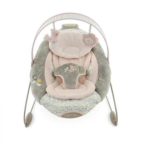 Ingenuity Smartbounce Automatic Bouncer - Piper baby