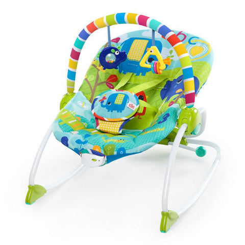 Merry Sunshine Rocker bright starts baby shopping