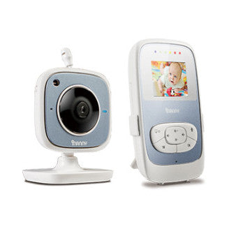 motorola inanny nm108 digital video baby monitor smiling rainbow baby store. Black Bedroom Furniture Sets. Home Design Ideas