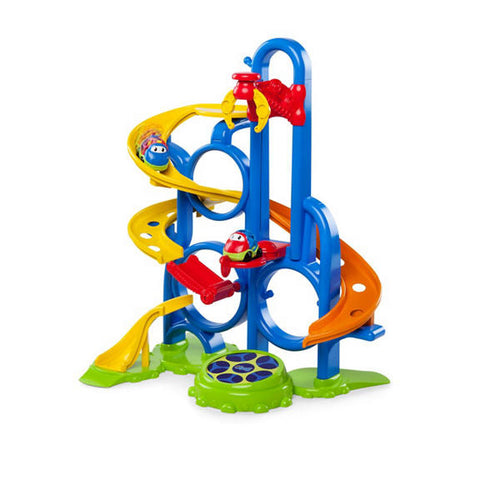 Oball Go Grippers Bounce 'N Zoom Speedway Baby toy