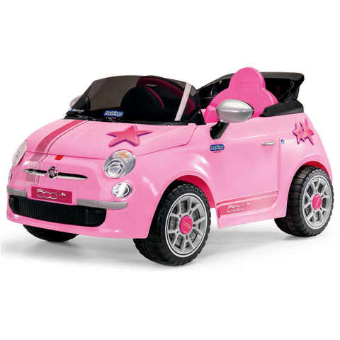 Peg Perego Fiat 500 Star Battery Operated Single Seater Car