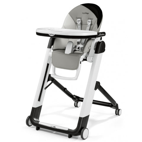 Peg Perego Siesta Baby Feeding Chair - Palette Grey