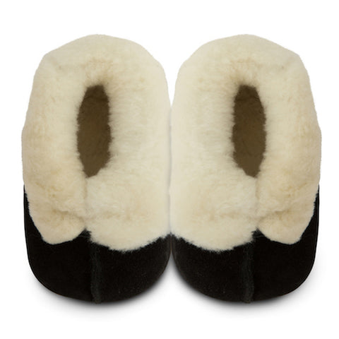 Shooshoos - Fairbanks Winter Baby Slippers - Genuine Wool