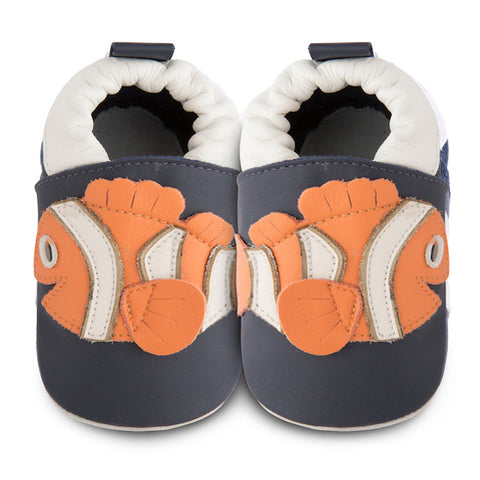 Shooshoos - George Clown Fish Baby Shoes