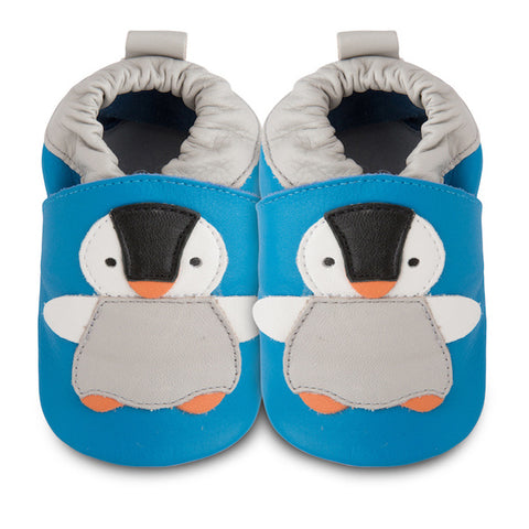 Shooshoos - Happy Feet Penguin Baby Shoes