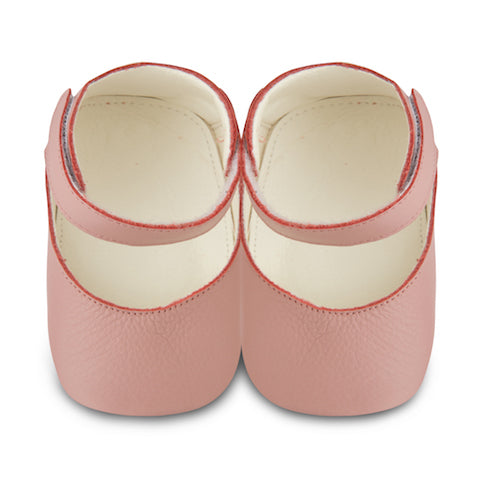 Shooshoos - Chloe Sunset Boulevard Baby Leather Shoes