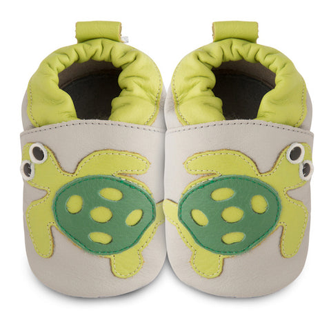 Shooshoos - Surfs Up Turtle Baby Shoes