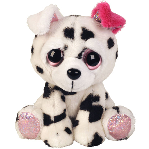Suki Gifts - Li'l Peepers Dalmation With Pink Ears - Small
