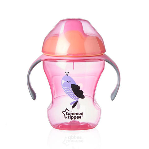Tommee Tippee - Explora Easy Drink Cup - Pink Bird