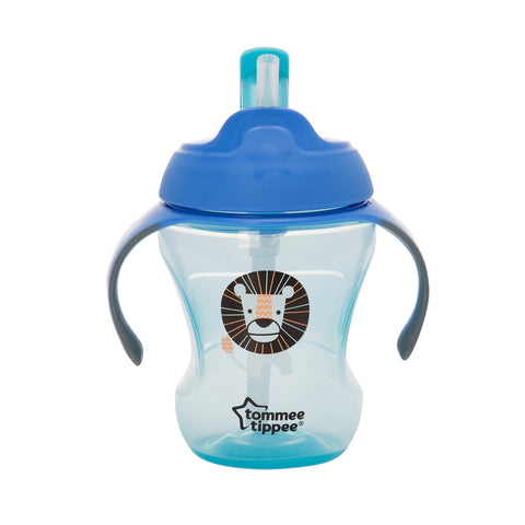 Tommee Tippee Easy Drink Straw Cup in Blue