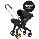 doona black night baby car seat new generation 1