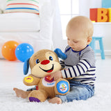 fisher price puppy smart stages blue