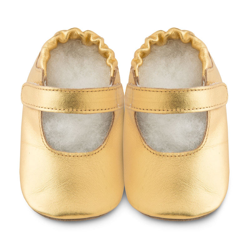How To Clean Bronze Baby Shoes