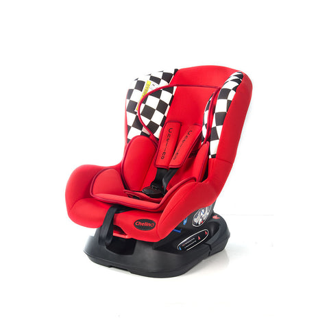 chelino blazer red car seat baby