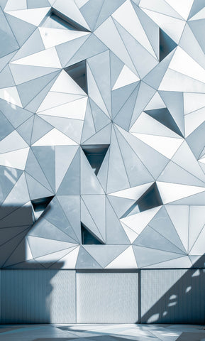 origami inspired architecture