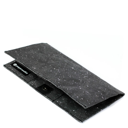 'Night Black' Clutch Wallet