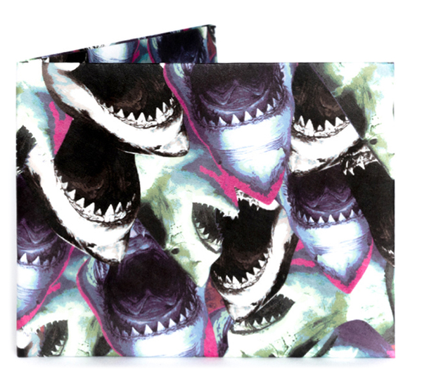 Shark Feed | RFID Wallet