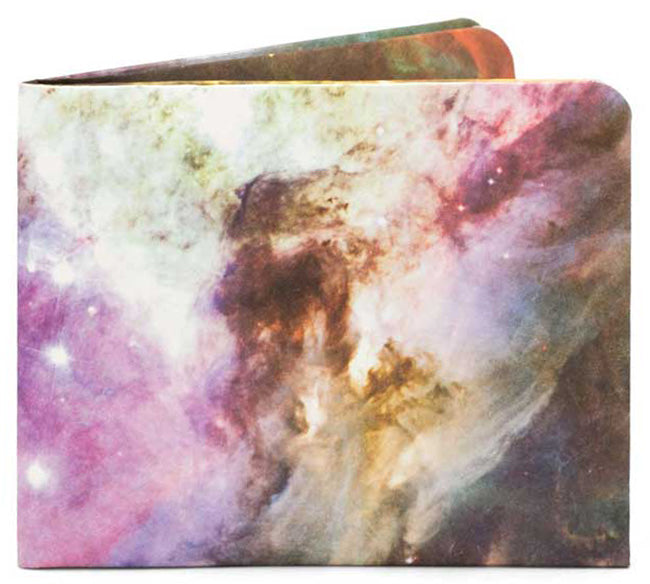 'Galaxy Cat' Slim Wallet