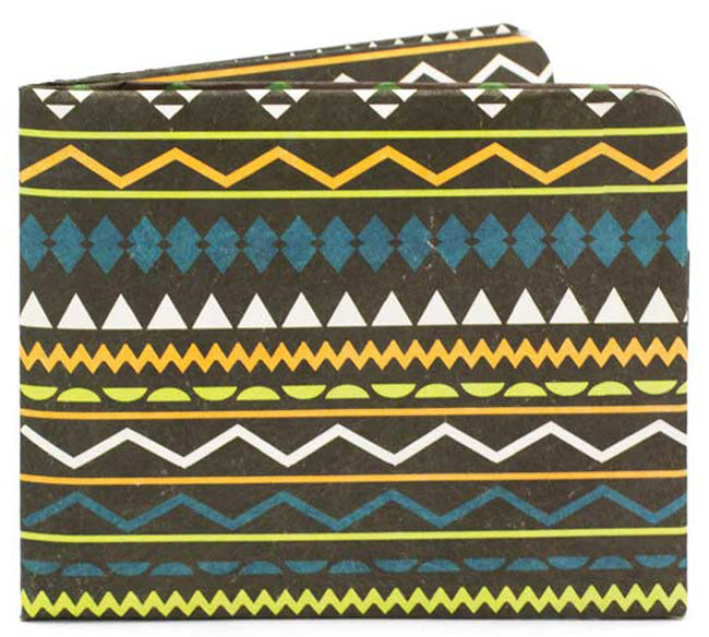'AZTEC' Slim Wallet