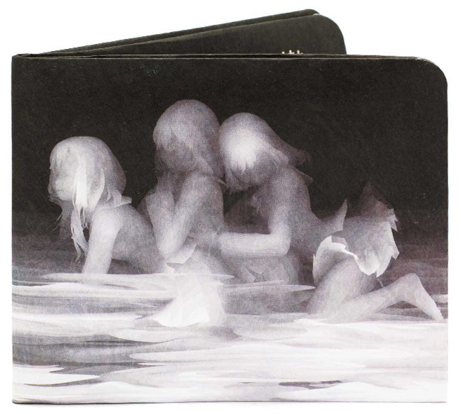 'Frozen Shadows' Slim Wallet
