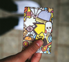Little Punk Card Wallet