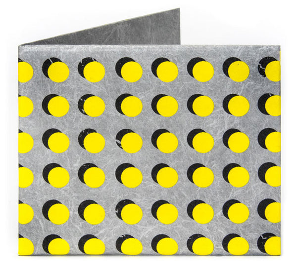 Yellow Dots | RFID Wallet