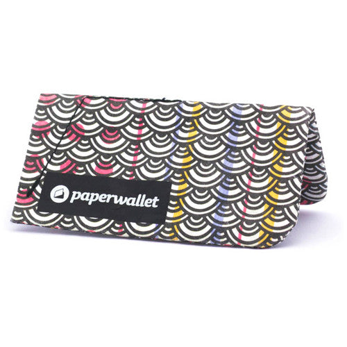 Geometric Japan Coin Pouch